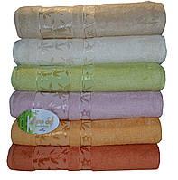"""Бамбуковое полотенце 100*150 см."""" Romeosoft"""""""
