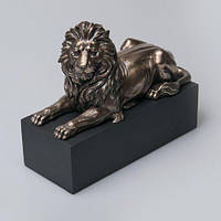 Статуэтка Veronese Лев 17см 76538A4