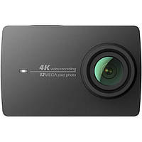 Экшн-камера Xiaomi Yi 4K Black International Edition (Р27127)