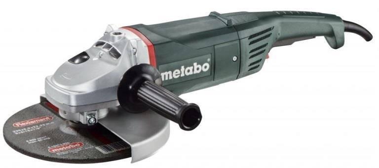 Болгарка Metabo WX 2400 (600379000), фото 2