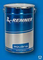 """Грунт водорастворимый прозрачный Renner YLM 663 для отделки """"закрытые поры"""" и """"открытые поры"""" 25л"""