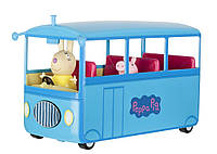 Новинка Музыкальный Школьный автобус свинки Пеппы Peppa Pig School Bus