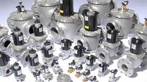 Электромагнитные клапана для воды и газа