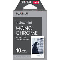 Кассеты FUJI MONOCHROME Instax Mini Glossy