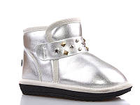 Детские угги для девочек. Зимняя обувь. 124-6 (8пар, 27-32)