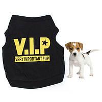 Одежда жилетка для маленькой собаки мальчика