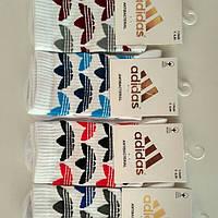 Носки мужские демисезонные, ароматизированные, антибактериальные, фирмы adidas. Оригинал.