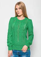 Женский вязаный свитер 1541