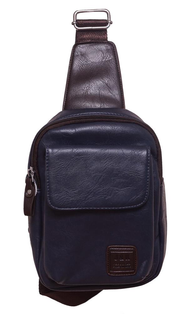 Сумка на плечо 9856 blue