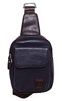 Сумка на плечо 9856 blue, фото 1