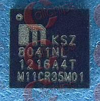 Линейный приемопередатчик Ethernet MICREL KSZ8041NL QFN-32