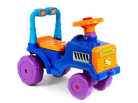 Каталка толокар Беби трактор 931, фото 2