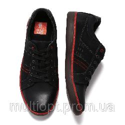 Туфли спортивные мужские 41-46 черные