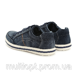 Туфли спортивные мужские 41-46 синие