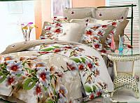 Постільна білизна двохспальна 180*220 бавовна (3140) TM KRISPOL Україна