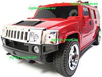 Машина на радиоуправлении Хаммер Hummer джип, длина 27см, аккумулятор, свет