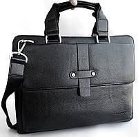 Качественная Мужская сумка - портфель Salvatore Ferragamo Высокое качество КС81, фото 1