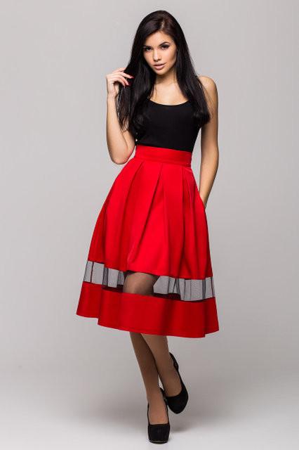 3e7100c1f76 Юбка миди Лиля (5 расцветок) - Miamoda оптово-розничный магазин одежды в  Харькове