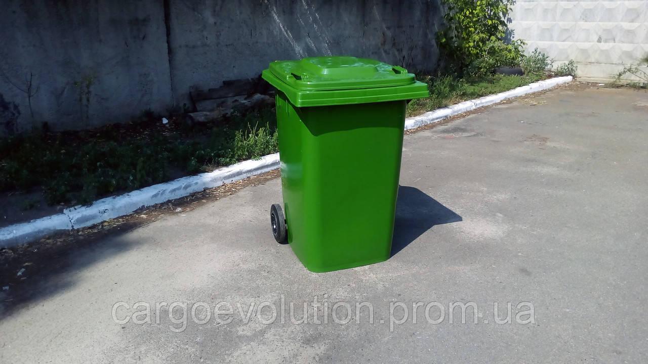 Бак для мусора 360 литров