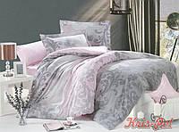 Постільна білизна двохспальна 180*220 бавовна (1704) TM KRISPOL Україна
