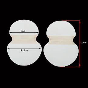 Гигиенические вкладыши для подмышек 5 пар, фото 2