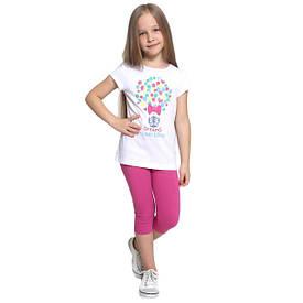 Костюмы с бриджами для девочек