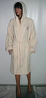 Женский банный халат,махра,Турция,100% хлопок