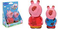Набор игрушек-брызгунчиков Peppa Чистюля или грязнуля, фото 1