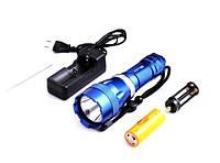 Фонарь для дайвинга Police 8766 Т6, фонари для подводной охоты, для ныряния, мощные фонари
