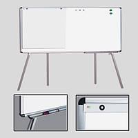 Доска мобильная для маркера  ABC Office, 100х150 см.