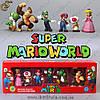 "Набор фигурок Марио - ""Mario Box"" - Оригинальная упаковка"