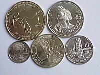 Гватемала 5 монет