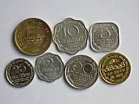 Шри Ланка 7 монет