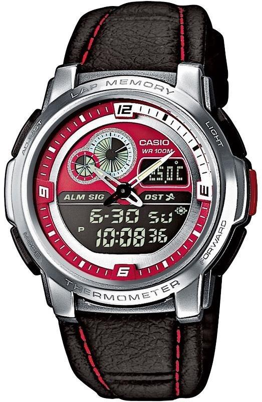 Часы CASIO AQF-102WL-4BVEF