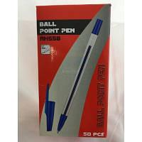 Ручка шариковая Aihao AH558 синяя