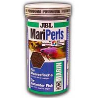 Корм для морских рыб с дозатором 250 мл, JBL MariPearls