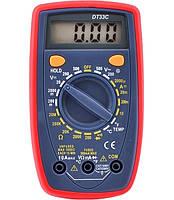 Мультиметр універсальний цифровий DT33С