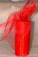 Органза Америка цвет Red