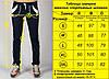 Черные спортивные брюки женские штаны с лампасами трикотажные на резинке (манжет) Украина, фото 4