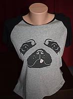 Жіноча футболка А-9026