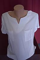 Жіноча блузка-футболка А-8164