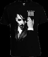 Футболка Marilyn Manson Face