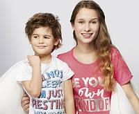 Летняя пижама комплект футболка шорты Pepco хлопок для мальчика 2-6 лет