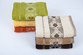 Набор полотенец махровых Binnur - Vip Cotton V07 50*90 (6 шт)