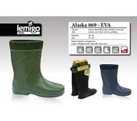 САПОГИ ЖЕНСКИЕ LEMIGO WELLINGTON 869 ALASKA (-30°)