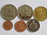 Гамбия 6 монет, фото 2