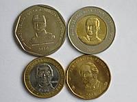 Доминиканская республика 4 монеты
