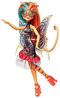 Торалей оригинальная кукла из новой серии Монстры в саду, Цветочные монстряшки или Сад страхов, Garden Toralei