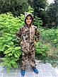 Детский камуфляж костюм для мальчиков Лесоход цвет Kryptek, фото 5