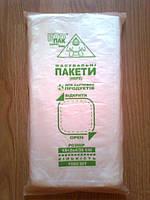 Фасовочные пакеты 18*35 см/ 6 мкм, 1000 шт. в пачке, фасовочный пакет, пакеты тысячники купить Киев